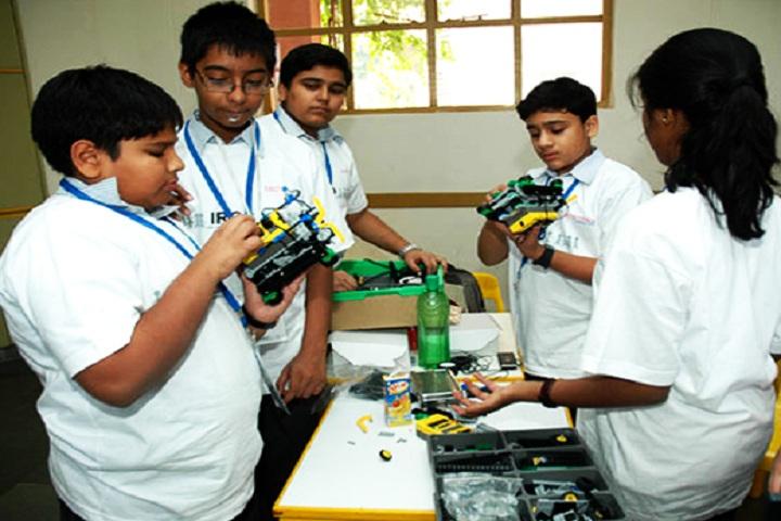 GT Aloha Vidhya Mandir-Robotics Lab