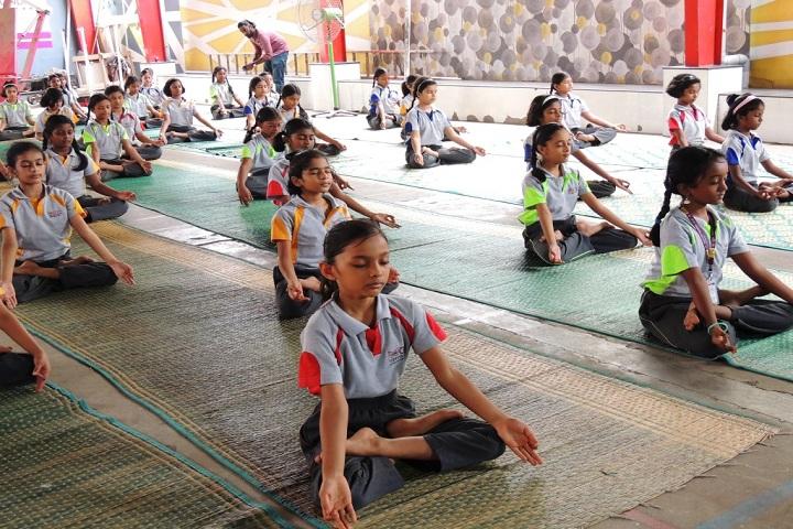 GT Aloha Vidhya Mandir-Yoga