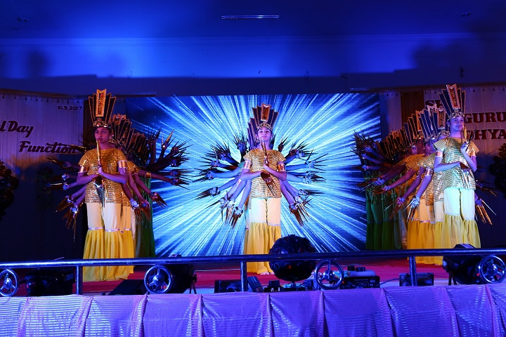 Gurumuki Vidhyasshram Matriculation School-Annual Day Celebration