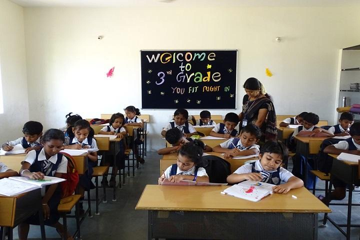 Gurumuki Vidhyasshram Matriculation School-Class Room