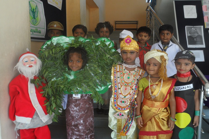 Gurumuki Vidhyasshram Matriculation School-Fancy Dress Competition