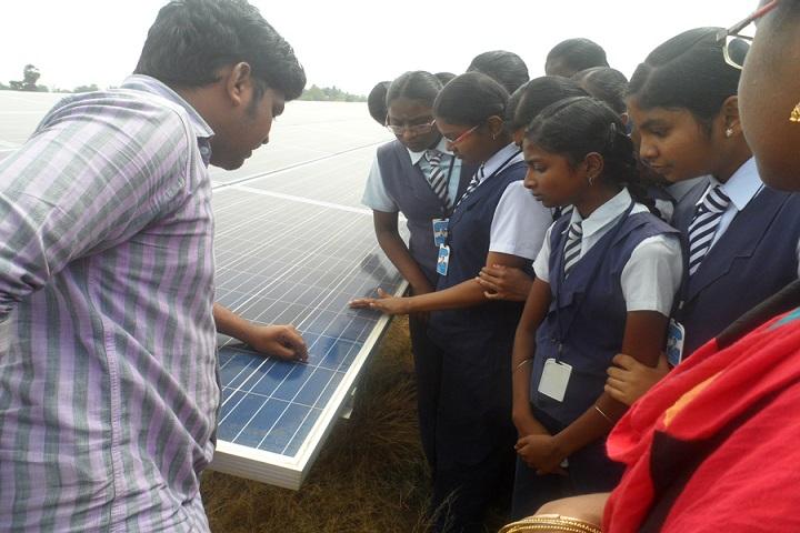 Gurumuki Vidhyasshram Matriculation School-Field Trip