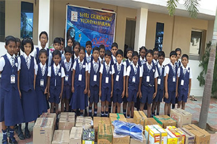Gurumuki Vidhyasshram Matriculation School-Social Responsibility