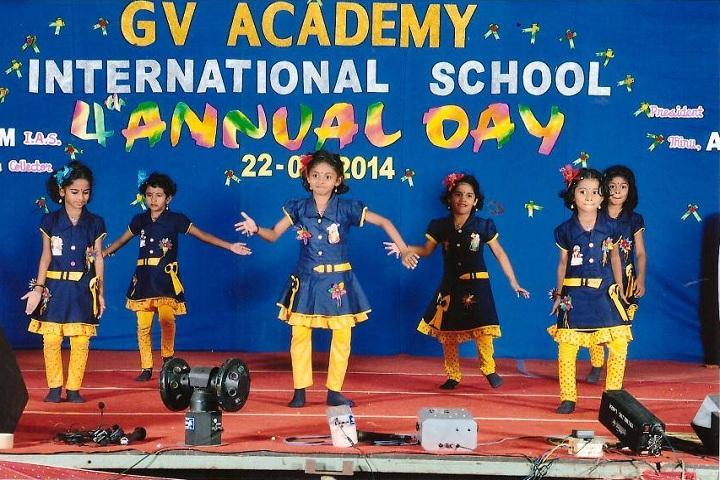GV Academy-Annual Day