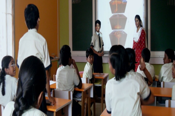 GV Academy-Smart Classroom