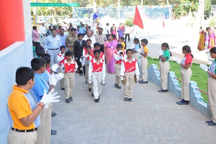 GV Academy-Sports Day