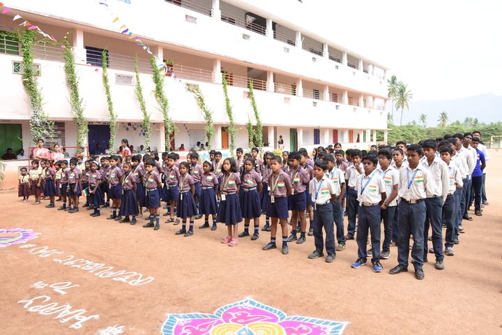 Heritage Vidhyalaya-Assembly