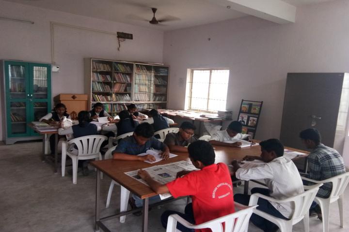 Heritage Vidhyalaya-Library