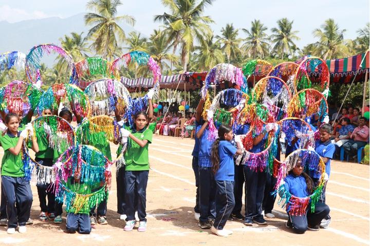 Heritage Vidhyalaya-Sports Day