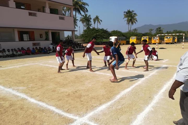 Heritage Vidhyalaya-Sports