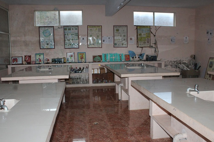 Hillock International School-Chemistry Lab