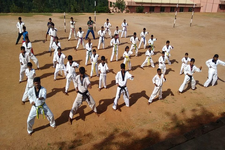 Hillock International School-Karate