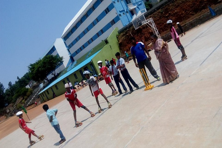 Hillock International School-Skating