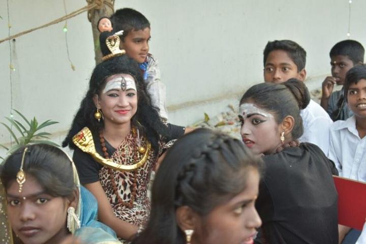 Hindu Vidyalaya-Drama