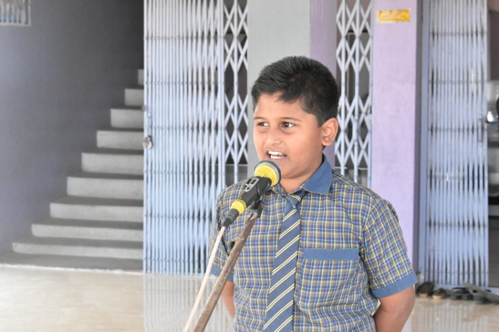 Hindu Vidyalaya-Singing