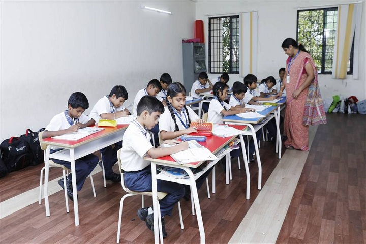 Hindustan International School-Classroom
