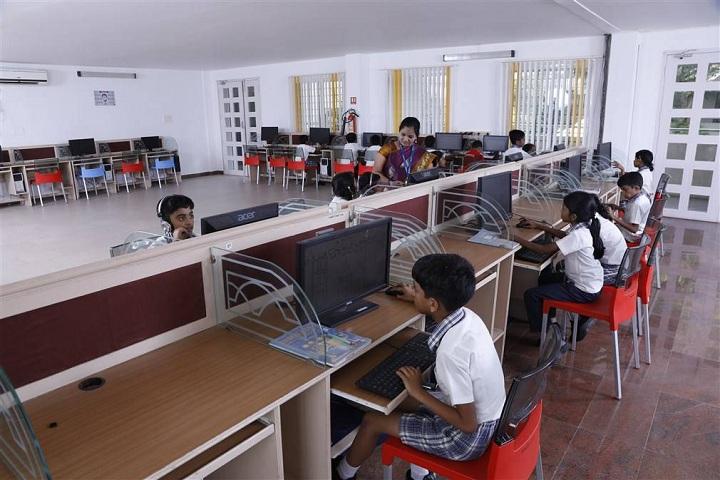 Hindustan International School-Computer Lab
