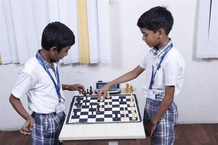 Hindustan International School-Indoor Games