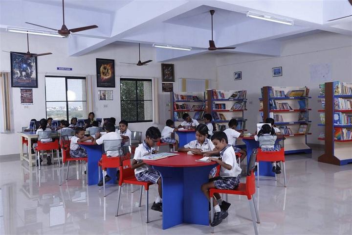 Hindustan International School-Library