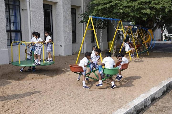 Hindustan International School-Play Area