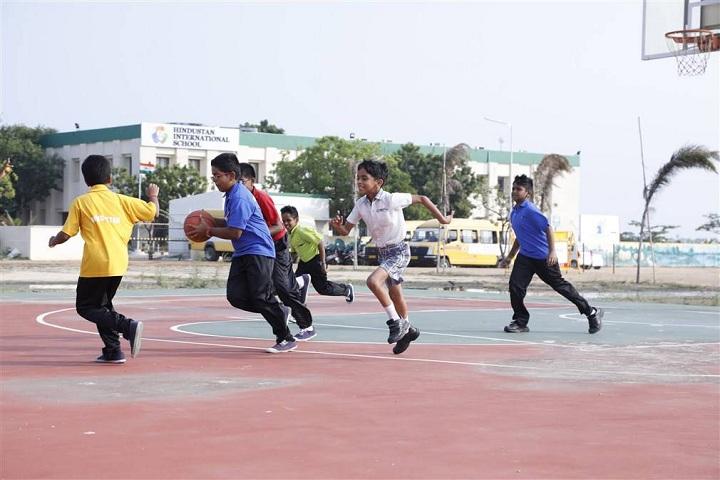 Hindustan International School-Sports