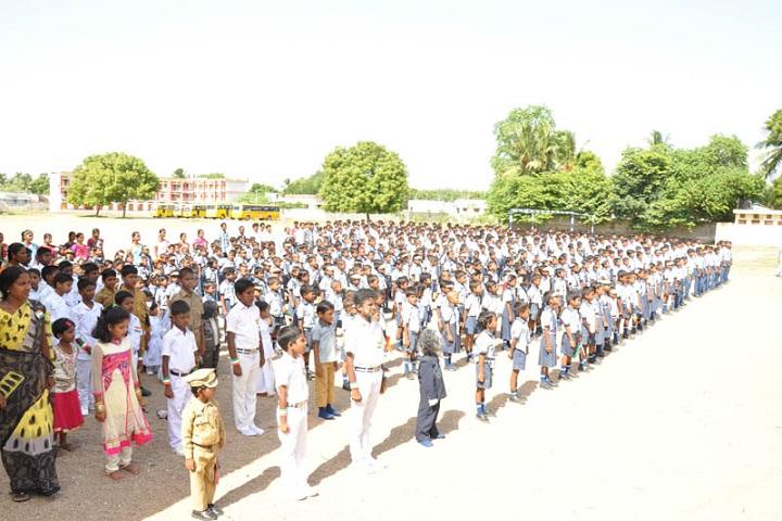 Holy Angel School CBSE-Assembly