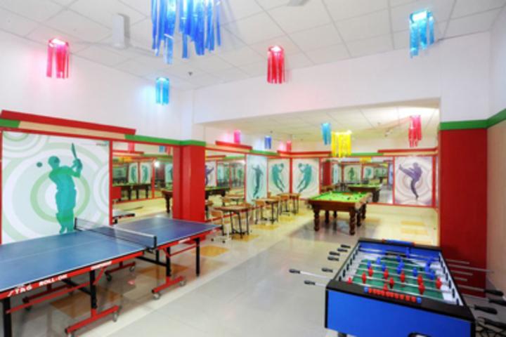 Holy Angel School CBSE-Indoor Games