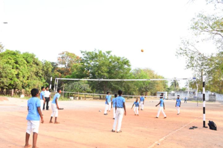 Holy Angel School CBSE-Sports
