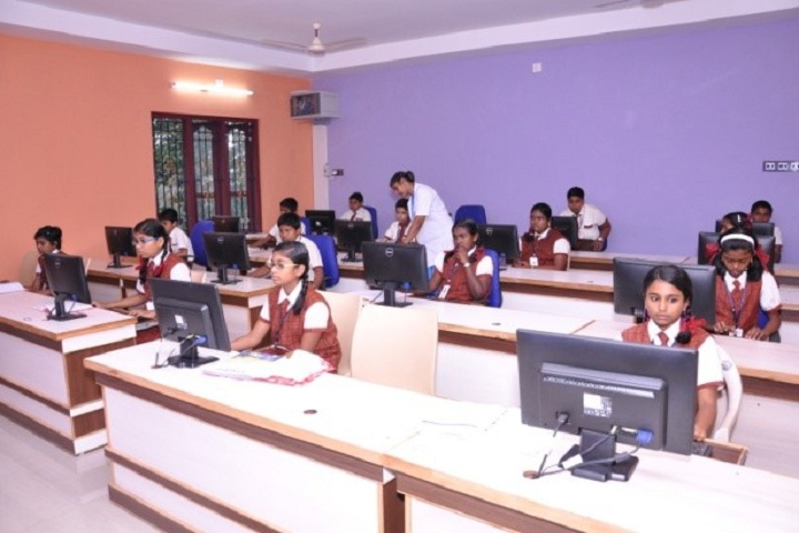 Holy Trinity International School-Computer Lab
