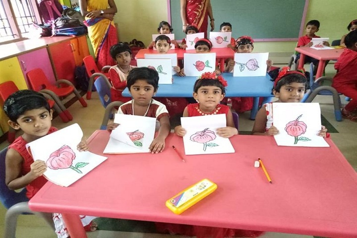 Holy Trinity International School-Drawing