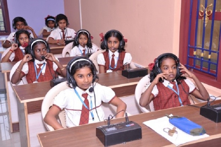 Holy Trinity International School-Language Lab