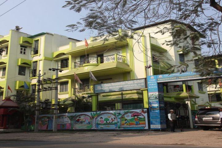 Oasis Residential Public School-School Building