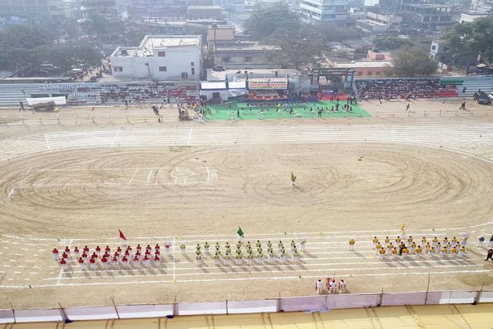 Oasis Residential Public School-Sports day 2