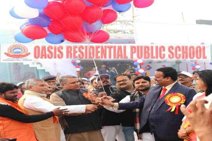 Oasis Residential Public School-Annual Day Celebration