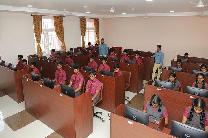 Indu International School-Computer-Laboratory