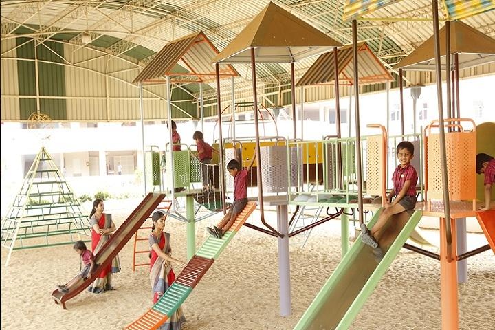 Indu International School-Kindergarden