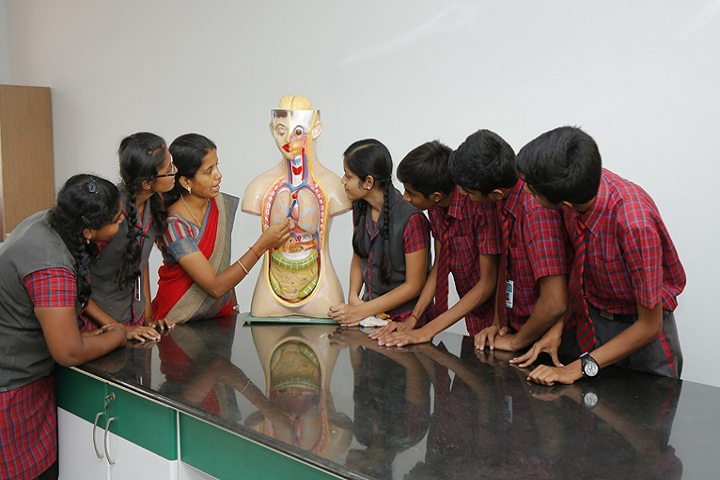 Indu International School-Science-Laboratory