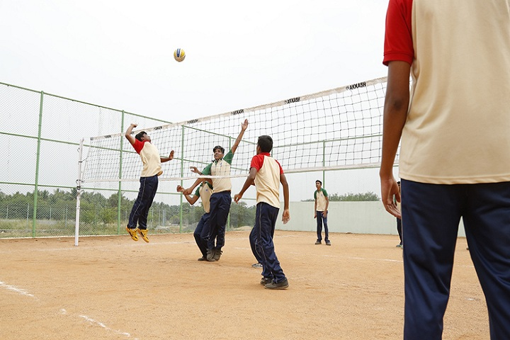 Indu International School-Sports