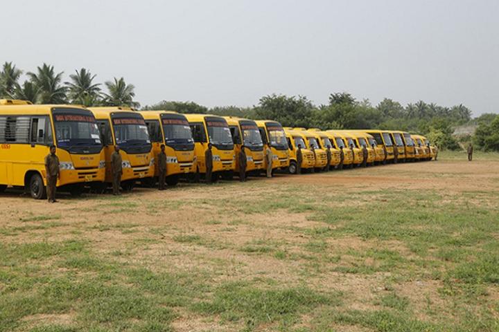Indu International School-Transport