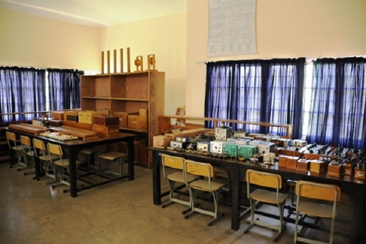J S S International School-Laboratory