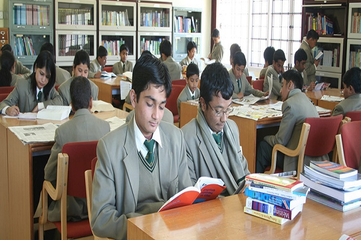 J S S International School-Library