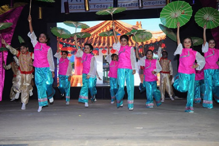 Jain Vidyalaya-Dance