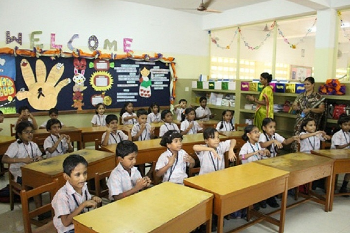 Jain Vidyalaya-Kids-Classroom