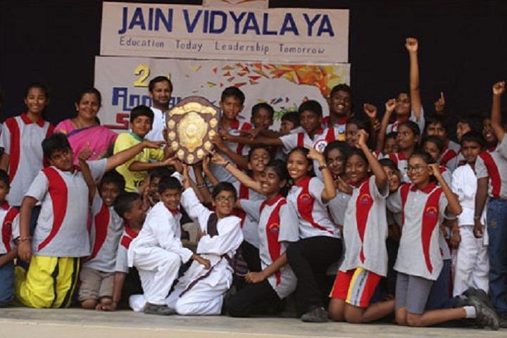 Jain Vidyalaya-Sports-Acheivements