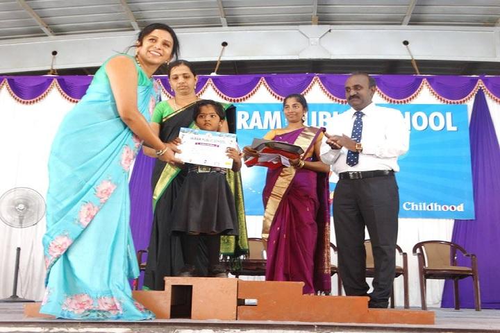 Jairam Public School-Acheivements