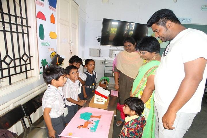 Jairam Public School-Activities