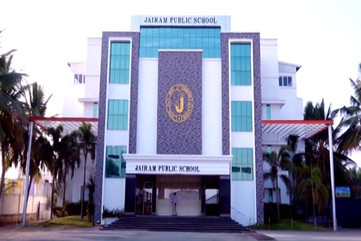 Jairam Public School-Campus