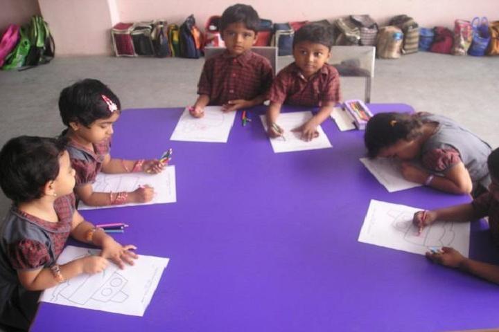 Jairam Public School-Drawing-Competition