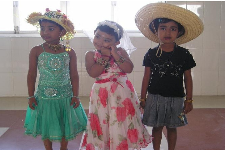 Jairam Public School-Fancy Dress-Competition