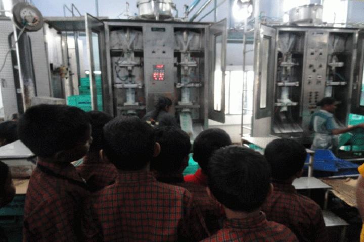 Jairam Public School-Field-Trip